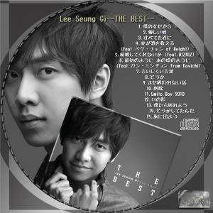 Lee Seung Gi~THE BEST~(初回限定盤)