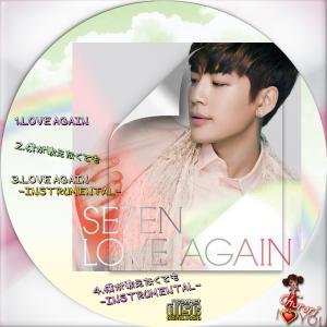 LOVE AGAIN(DVD付) [Single, CD+DVD, Maxi]CD
