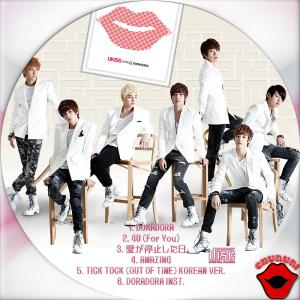 U-Kiss 6th Mini Album - DORADORA