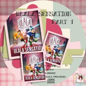 ULALA SENSATION Part 1のコピー