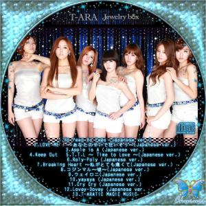 Jewelry box 【サファイア盤 】(CD)