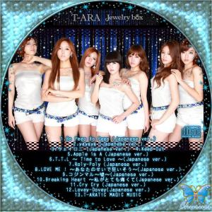 Jewelry box 【サファイア盤 】(CD+DVD)新
