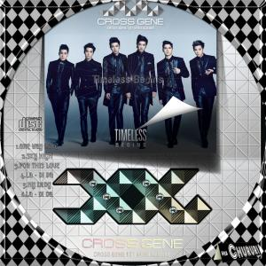 Cross Gene 1st Mini Album -Timeless Begins