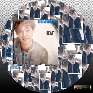 Kim HyunJoong通常版CD