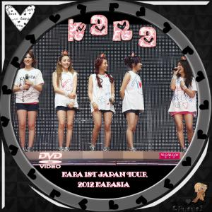 KARA 1ST JAPAN TOUR 2012「KARASIA」