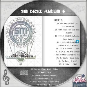 SM BEST ALBUM 3  DISC6☆