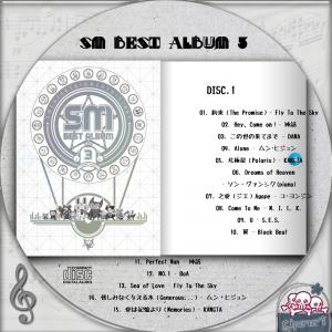 SM BEST ALBUM 3  DISC1