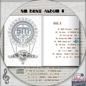 SM BEST ALBUM 3  3