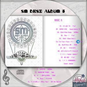 SM BEST ALBUM 3  DISC5☆