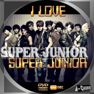 ILOVE SUPER JUNIOR☆☆