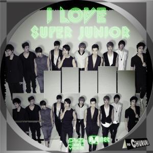 ILOVE SUPER JUNIOR☆