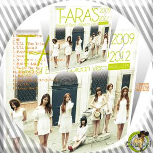 T-ARAs Best of Best 2009-2012~Korean ver☆