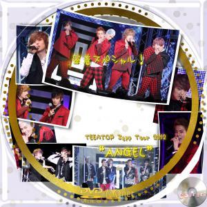 """密着スペシャル!TEENTOP Zepp Tour 2012 """"ANGEL"""""""