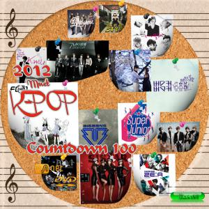 2012 Mnet K-POP Countdown100☆