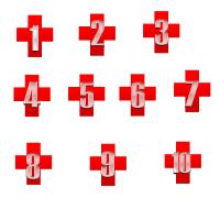 第3病院ナンバー