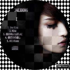 キム・ジェジュン(JYJ)1st Mini Album - I★