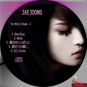 キム・ジェジュン(JYJ)1st Mini Album - I