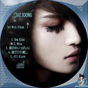 キム・ジェジュン(JYJ)1st Mini Album - I☆
