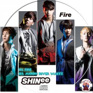 SHINee Fire