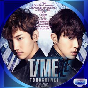 東方神起 TIME-2