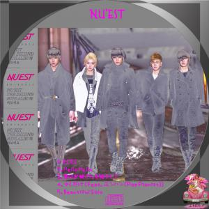 NUEST 2nd Mini Album - もしもし☆