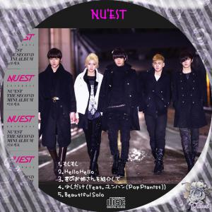 NUEST 2nd Mini Album - もしもし