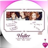 少女時代 テティソ 2nd ミニアルバム Holler☆