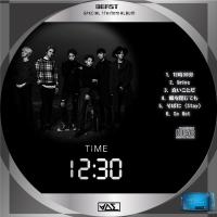 BEAST 7thミニアルバム - Time(韓国盤)