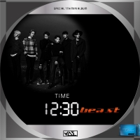 BEAST 7thミニアルバム - Time(韓国盤)汎用