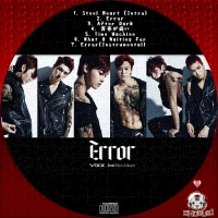 Vixx 2ndミニアルバム - Error☆