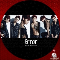 Vixx 2ndミニアルバム - Error☆汎用