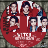 BOYFRIEND - Witch 3rd Mini Album★★★