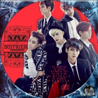 BOYFRIEND - Witch 3rd Mini Album☆