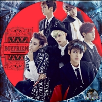 BOYFRIEND - Witch 3rd Mini Album☆汎用