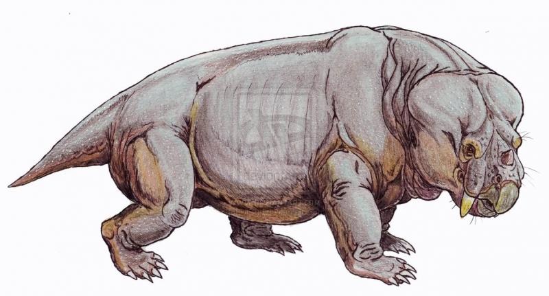 エレファントサウルス