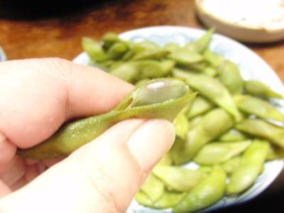 黒枝豆うまうま