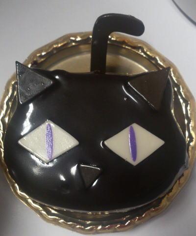 くろねこケーキ