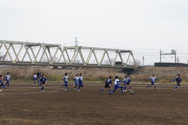 勝瀬対1FC