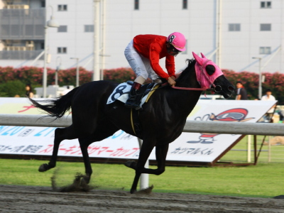 120728川崎02R2歳新馬優勝ナスノキセキ