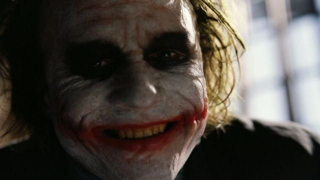 これバットマンのジョーカーです・・・w