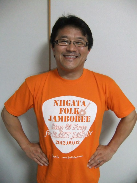 20120606NFJ2012Tシャツ