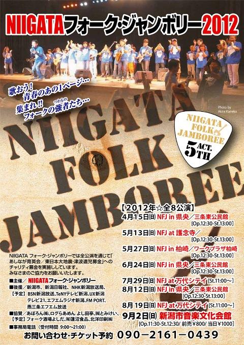2012NFJポスター
