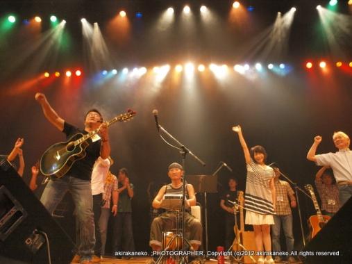 20120902-023オープニング gary 石ちゃん インザウィンド