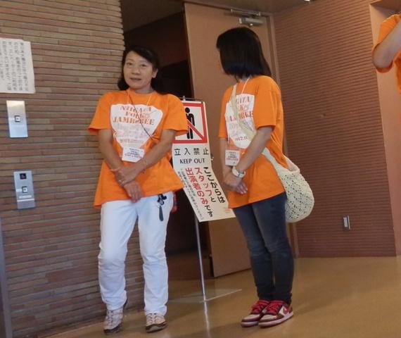 20120902今井ママ、蜩マネ