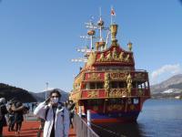 芦ノ湖乗船