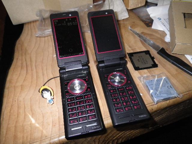 N906i×2台