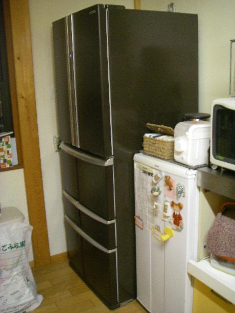 家具のような冷蔵庫