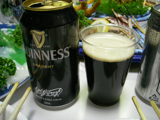 ビールなのか?