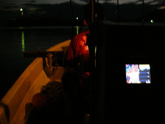 AM4:30出船