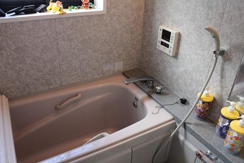 我が家のお風呂